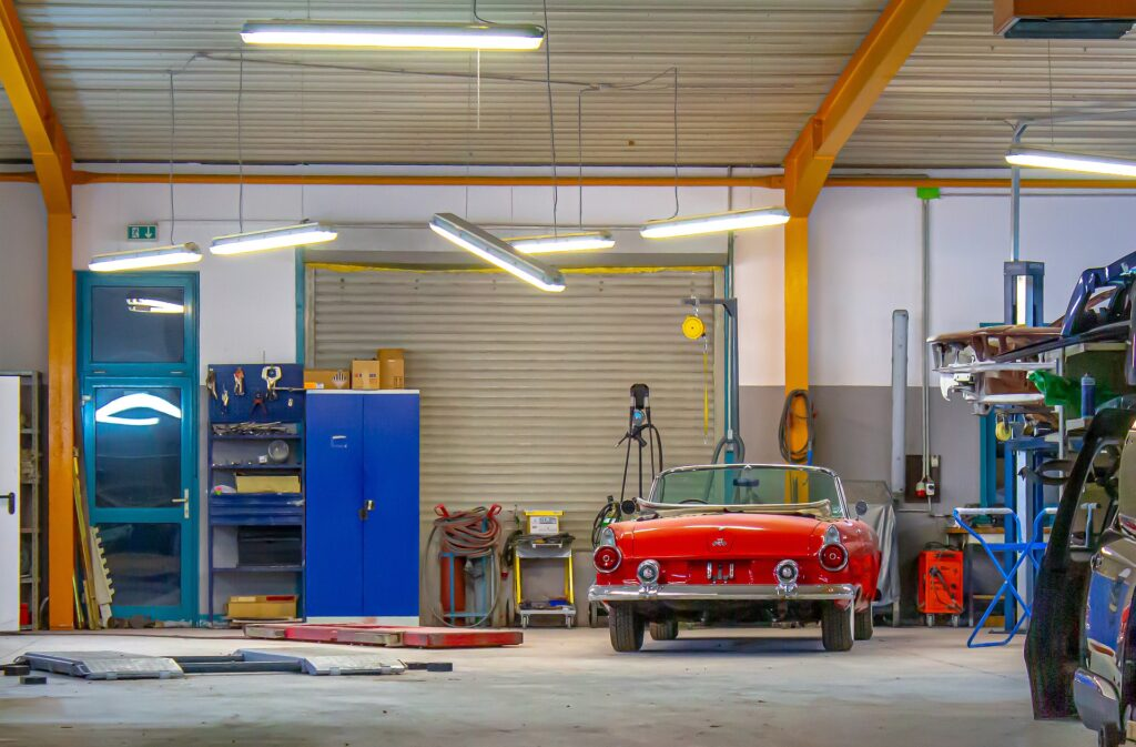 How to Style a Garage