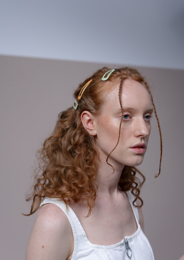 How to Style to Curly hair