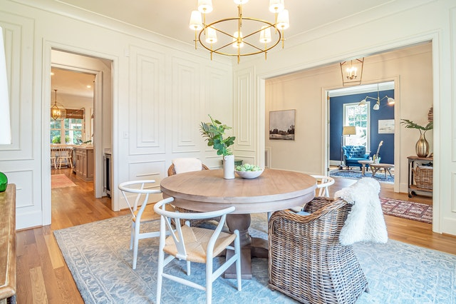 How to Style Dining Room