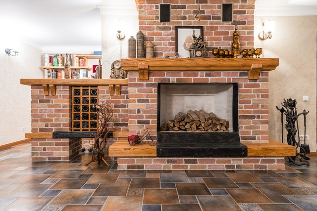 How to Style Fireplace Mantel