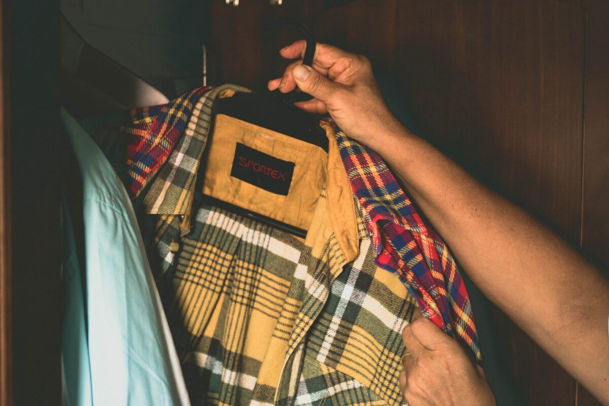 How to Style Flannels
