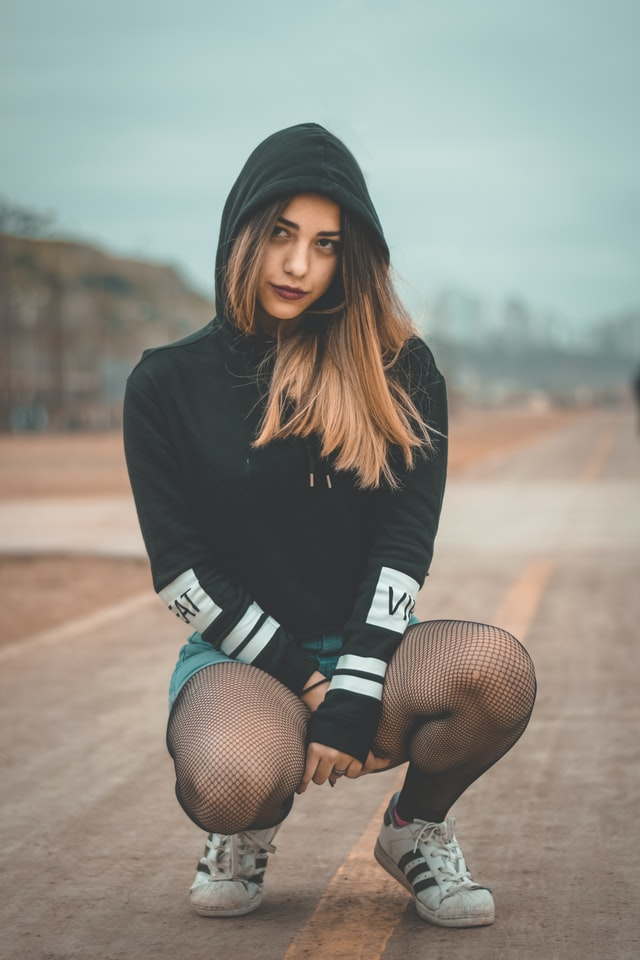 How to Style Hoodies