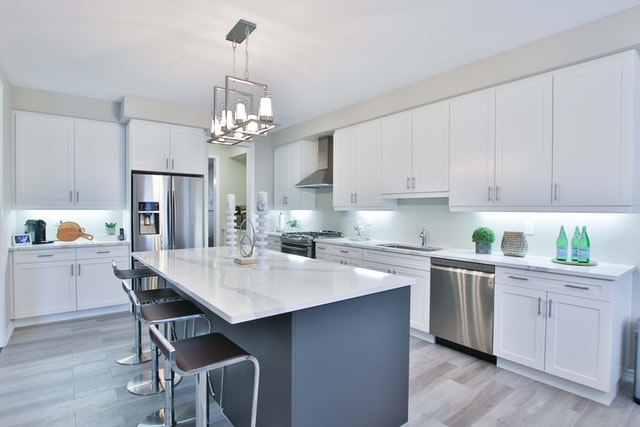 How to Style Kitchen Counters